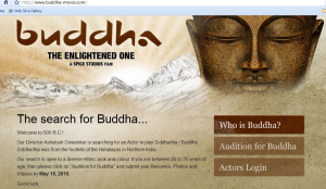 Buddha Movie Website